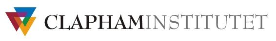 Logotype Clapham för Word mm
